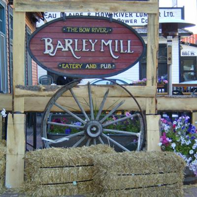 barley mill stampede